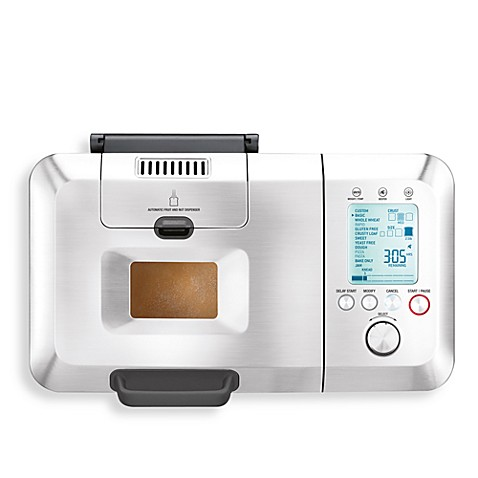 Breville Bread Maker Bed Bath And Beyond