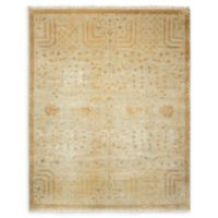 Nourison Grand Estate 5'6 x 8' Area Rug in Sky Blue