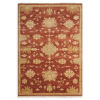 Nourison Grand Estate 8'6 x 11'6 Area Rug in Red
