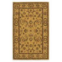 Nourison India House 3'6 x 5'6 Area Rug in Gold