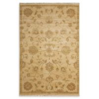 Nourison Grand Estate 5'6 x 8' Area Rug in Beige