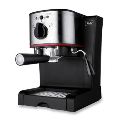 Coffee Makers Sold At Bed Bath And Beyond : Melitta 40791 Italian Espresso Maker - Bed Bath & Beyond