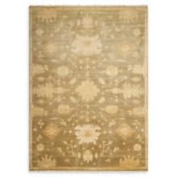 Nourison Grand Estate 8'6 x 11'6 Hand-Knotted Area Rug in Sage