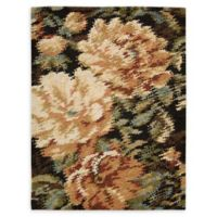 Nourison Impressionist 5'6 x 7'6 Handwoven Area Rug in Harvest