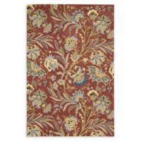 Nourison Gatsby 3'9 x 5'9 Handcrafted Mulitcolor Area Rug