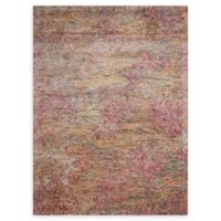 Nourison Gemstone 9'9 x 13'9 Area Rug in Tourmaline