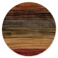 Nourison Paramount Multicolor 5'3 x 5'3 Area Rug
