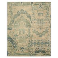 Nourison Dune 7'9 x 9'9 Handcrafted Area Rug in Sea
