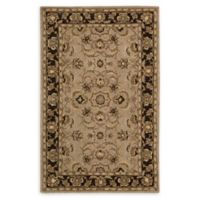 Nourison India House 5' x 8' Hand-Tufted Area Rug in Taupe