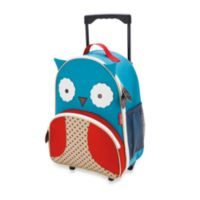 SKIP*HOP® Zoo Little Kid Rolling Luggage in Owl