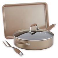 Anolon® Advanced™ Nonstick Hard-Anodized 4-Piece Cookware Set in Bronze