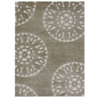 Loloi Rugs Transitional Encore 7-Foot 7-Inch x 10-Foot 6-Inch Area Rug in Beige