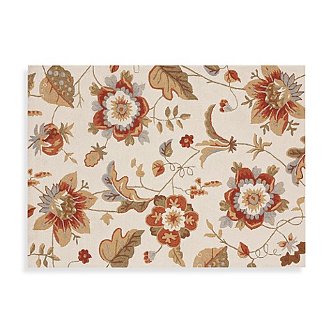 Loloi Rugs Francesca Collection Decorative Rug In Ivory