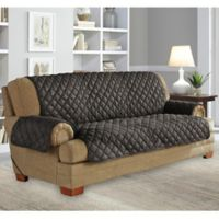 Perfect Fit® NeverWet Sofa Cover in Graphite