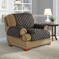 Perfect Fit® NeverWet Recliner Cover in Graphite