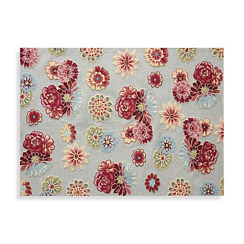 Loloi Rugs Juliana Collection Handcrafted Fl Rug In Cream
