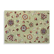 Loloi Rugs Juliana Collection Handcrafted Decorative Fl Rug In Green