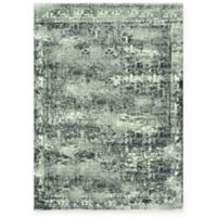 Loloi Rugs Viera Collection Contemporary Vintage 7-Foot 7-Inch x 10-Foot 6-Inch Rug in Ash