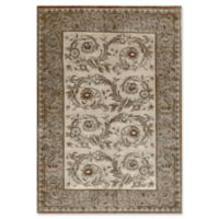 "Bokara® 4' X 5'10"" Hand-Knotted Area Rug in Beige"