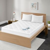 Madison Park Quiet Nights Twin Waterproof Mattress Pad