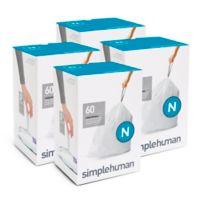 simplehuman® Code N 45-50-Liter Custom-Fit Liners