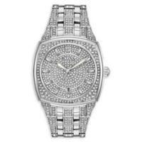 Bulova Phantom Men's 40mm 96B296 Swarovski® Crystal Bracelet Watch