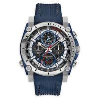 Bulova Precisionist Men's 47mm 98B315 Chronograph Watch