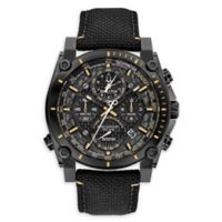 Bulova Precisionist Men's 47mm 98B318 Chronograph Watch
