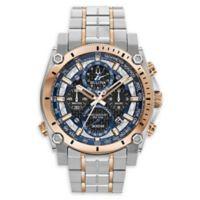 Bulova Precisionist Men's 47mm 98B317 Chronograph Watch