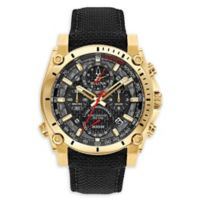 Bulova Precisionist Men's 47mm 97B178 Chronograph Watch