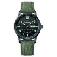 Wenger Attitude Heritage Men's 42mm 01.1541.104 Watch