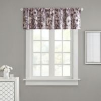Adaline Valance In Purple