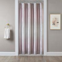 Cortona 54-Inch x 78-Inch Shower Curtain in Purple