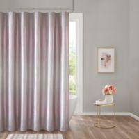 Cortona 72-Inch x 84-Inch Shower Curtain in Purple