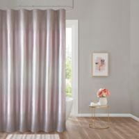 Cortona 72-Inch x 96-Inch Shower Curtain in Purple