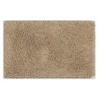 "34"" x 21"" Tufted Bath Rug in Sand"