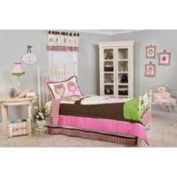 Pam Grace Creations Sweet Dream Owl Twin Bedding Set