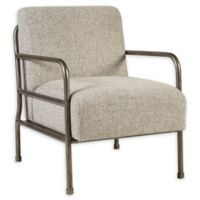 Ink+ivy™ Polyester Upholstered Presley Chair in Cream
