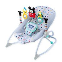 Disney® Mickey Mouse Infant-to-Toddler Vibrating Rocker