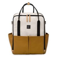 Petunia Pickle Bottom® Inter-Mix Backpack in Caramel/Black