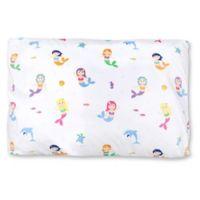 Wildkin Mermaids Standard Pillowcase in Blue