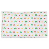 Wildkin The Very Hungry Caterpillar 210-Thread-Count Standard Pillowcase