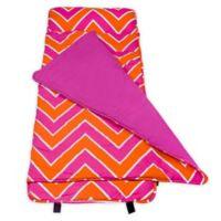Wildkin Zigzag Nap Mat in Pink