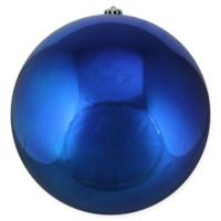Northlight® 10-Inch Shiny Ball Ornament in Light Blue