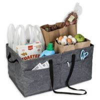 Honey-Can-Do® Large Trunk Organizer in Grey