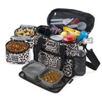 Overland Small Dog Gear Week Away Dog Bag in Animal