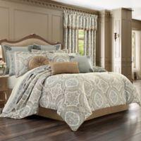 J. Queen New York™ Sorrento Queen Comforter Set in Blue