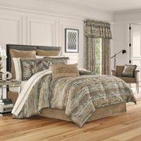 J. Queen New York™ Sunrise King Comforter Set in Gold