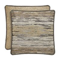 J. Queen New York™ Sunrise 16-Inch Square Throw Pillow in Gold