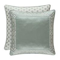 J. Queen New York™ Lombardi European Pillow Sham in Blue